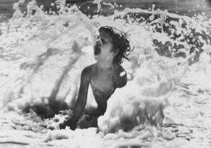 crashing waves, panic, depression, coping, fear