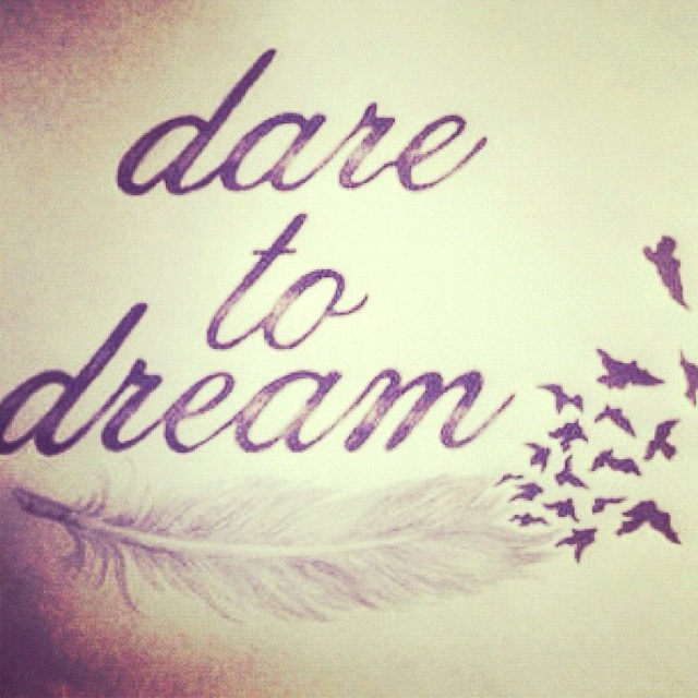 Dare to Dream – TRACEY METZGER