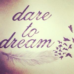 dream, perseverance, faith
