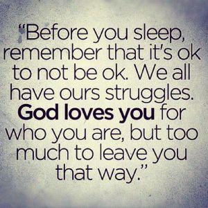 Tough times, hardship, depression,