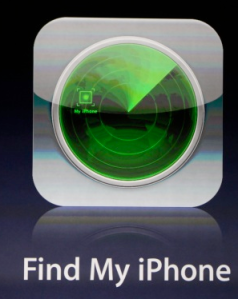 Find my phone,