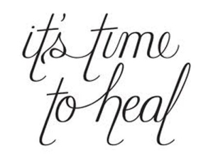 Time to heal, depression